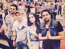 Arjun, Shraddha Shoot at Times Square And UN Headquarters for Half Girlfriend