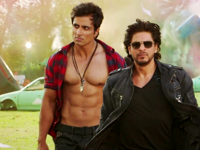 SRK May Make a Special Appearance in Sonu Sood's Tutak Tutak Tutiya