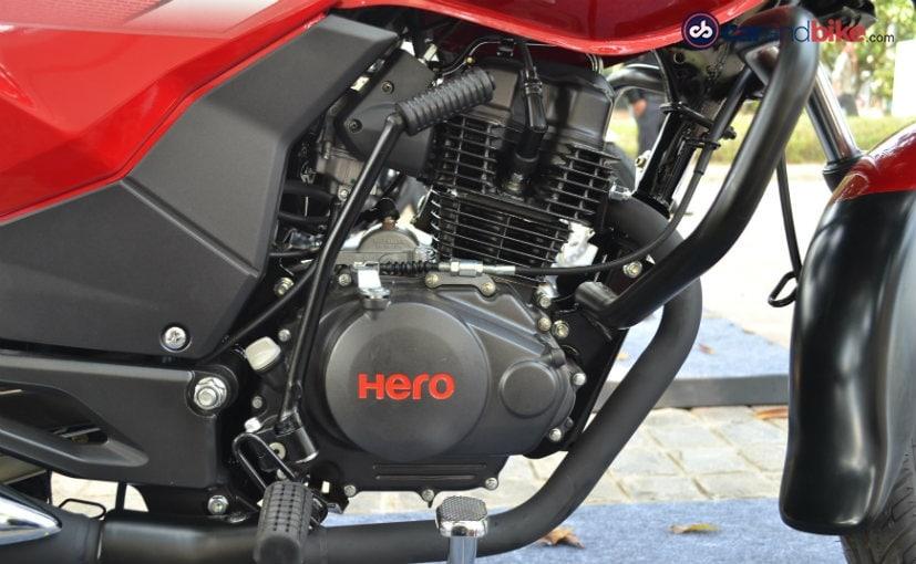 Hero Achiever 150 Engine