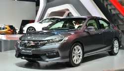 Honda Accord Hybrid Now Available For Bookings; Launch Details Revealed