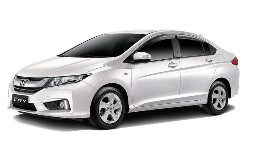 Honda City Limited Edition Commemorates Brand's 25th