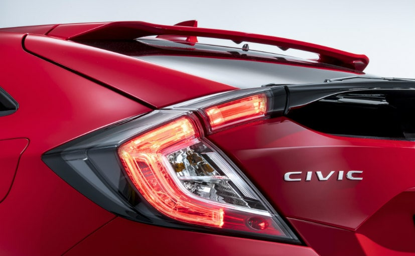 Honda Civic Hatchback To Debut At The Upcoming Paris Motor Show
