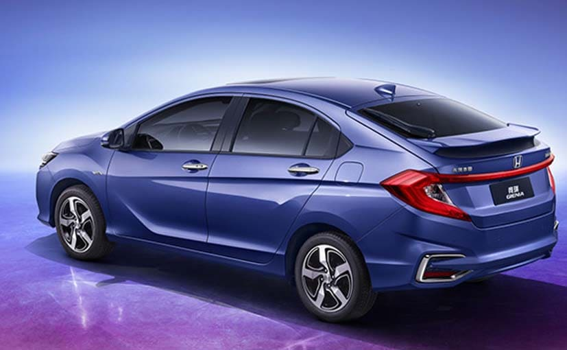 Honda City Hatchback, Gienia, Debuts In China