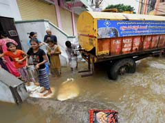 Heavy Rain Causes 11 Deaths In Telangana, Hyderabad On Flood Alert