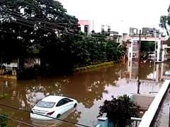 Heavy Rains Wreak Havoc In Parts Of Hyderabad