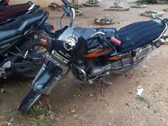 Hyderabad Woman Rode 12 km On Bike With Husband's Corpse