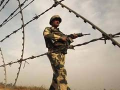 Pak Intruder Shot Dead By Border Security Force In Pathankot's Bamiyal