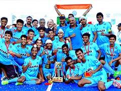 India Beat Bangladesh 5-4 to Lift U-18 Men's Asia Cup Hockey Title