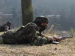 Terrorist Killed As Army Foils Infiltration Bid In Jammu And Kashmir's Baramulla