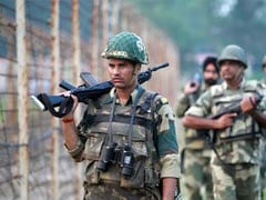 Border Security Force Kills 7 Pak Rangers, 1 Terrorist On Jammu Border