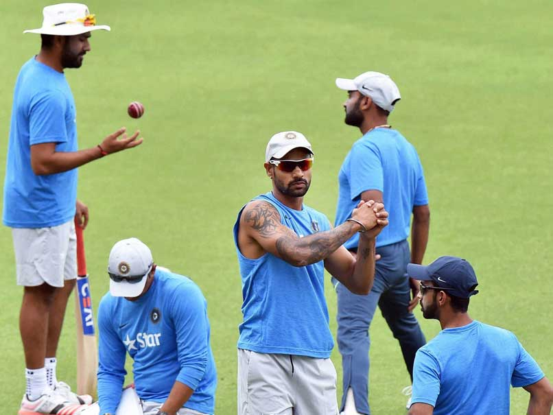 Amit Mishra, Virat Kohli Toil Hard in Optional Practice Session