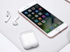 Apple's iPhone 7 More Expensive To Make: IHS Markit