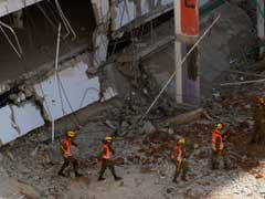 Third Body Found In Rubble Of Israel Building Collapse