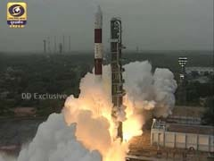 President Mukherjee, PM Modi Hail ISRO For Historic PSLV Launch
