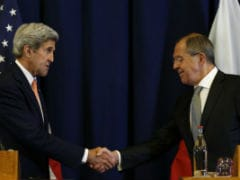 John Kerry And Sergei Lavrov To Resume Talks On Syria Despite War Crimes Row