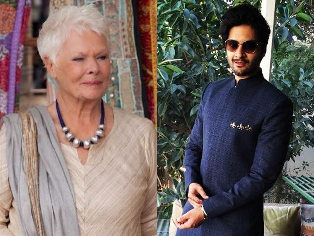 Judi Dench is Genuinely Hilarious, Sophisticated: Ali Fazal