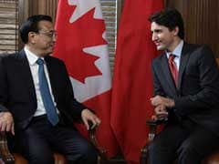 Canada, China Sign Law Enforcement Agreements During Li Visit
