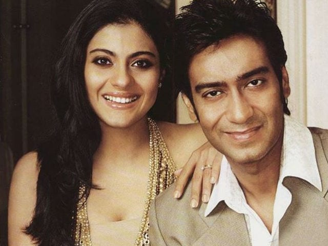 Image result for KAJOL AND AJAY DEVGAN TOGETHER PICS