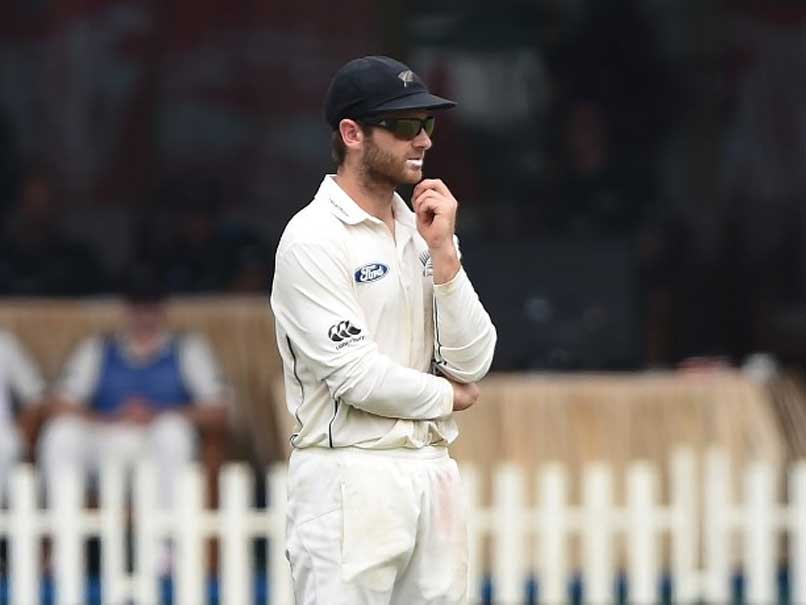 Kane Williamson, New Zealand Captain, Hit By Bug Ahead Of Kolkata Test