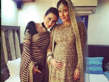 To Kareena Kapoor Khan, an Old Pic As Birthday Gift From Sister Karisma