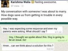 Viral: He Didn't Like Her Dog, So Bengaluru Woman Refused To Marry Him