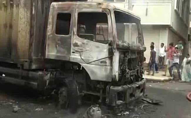 Cauvery Stir: Violence Flares Up In Karnataka, Tamil Nadu
