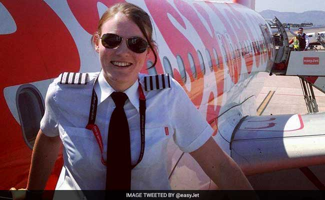British Woman Becomes World's Youngest Commercial Airline Captain