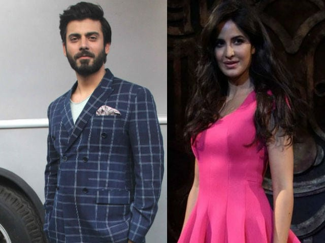 Katrina Kaif And Fawad Khan To Pair Up For Karan Johar's Next?