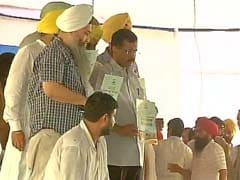 AAP Releases 'Kisan Manifesto' For Punjab Elections