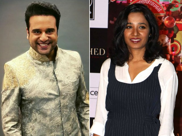 Krushna Abhishek Apologises to Tannishtha Chatterjee. What He Says