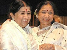 For Asha Bhosle, Special Birthday Tweets From Sister Lata, Rishi Kapoor