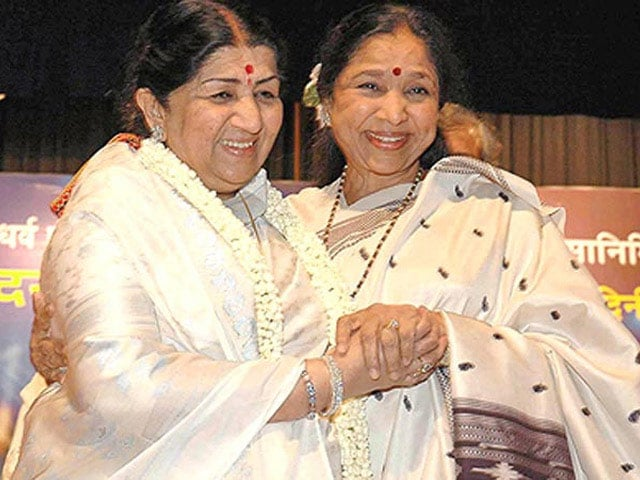 For Asha Bhosle, Special Birthday Tweets From Sister Lata