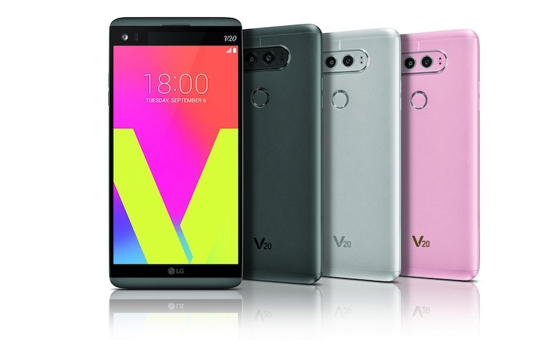 LG Electronics Seeks To Revive Mobile Arm With New V20 Smartphone