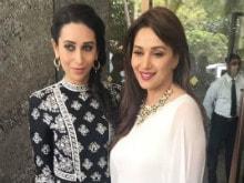 <I>Dil Toh Pagal Hai</i> Deja Vu With Madhuri Dixit, Karisma Kapoor