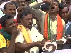 BJP Urges Karnataka To Share More Cauvery River Water With Tamil Nadu