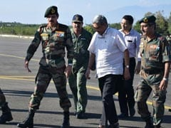 After Uri Attack, Manohar Parrikar Instructs Army To Take 'Firm Action'