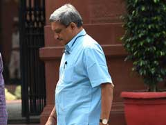 BJP Defends Manohar Parrikar's Goa Visits