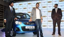 Dhoni Edition Of Maruti Suzuki Alto 800 And K10 Unveiled