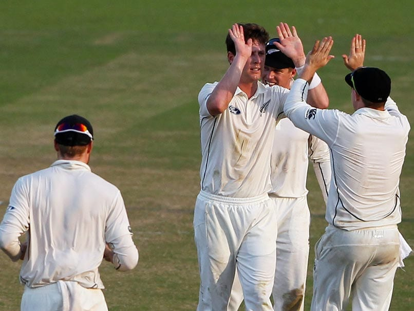 2nd Test: NZ's Outstanding Bowling Checked India's Run-Rate, Says Henry