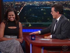 Michelle Obama Imitates Barack Obama In Hilarious Video Going Viral
