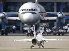 Model Act: How F-16 Created A Buzz In North Korean Skies