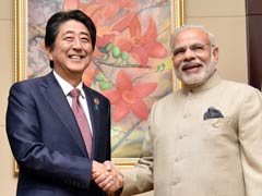 Ahead Of ASEAN, PM Narendra Modi Meets Japanese Counterpart Shinzo Abe In Laos