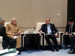 PM Narendra Modi Raises NSG Bid, Scorpene Leak In Bilateral Meetings With Turkey, France