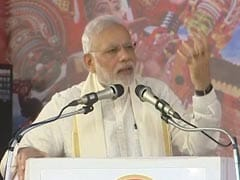 Treat Muslims As Your Own, Says PM Modi At BJP Meet In Kerala