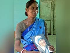 'A Ray Cured Tumour', Says Woman Who Claimed Mother Teresa's First Miracle