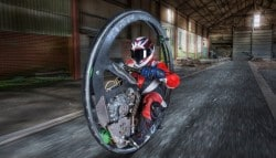 How Fast Can You Go On One Wheel? Fast Enough To Set A Speed Record