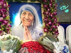 106 Roses For 106 Years: A Tribute To Mother Teresa By Mamata Banerjee