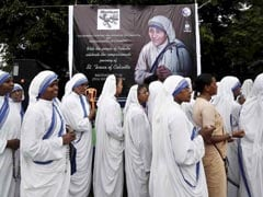 Hundreds Take Part In Walk Celebrating Mother Teresa's Canonisation