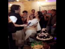 Mouni Roy Celebrates Birthday With Rumoured Beau Mohit Raina. Watch Video
