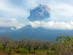 Hundreds Evacuated From Slopes Of Erupting Indonesian Volcano